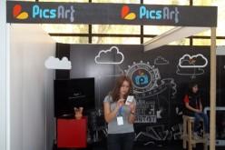 PicsArt ճանաչված հավելվածը ներկայացվեց Digitec Expo 2013-ում