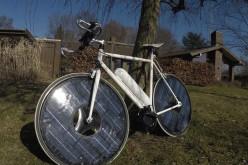 Solarbike հիբրիդային հեծանիվ, որն աշխատում է արևային մարտկոցներով (տեսանյութ)