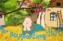 Թողարկվել է «Անբան Հուռին» մուլտֆիլմի առաջին teaser-ը