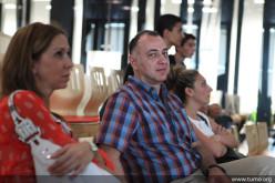 iRobot-ի տեխնիկական տնօրեն Պաոլո Փիրջանյանը դասախոսել է Երևանում (տեսանյութ)