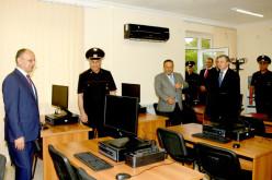 Նոր համակարգչային դասասենյակ՝ ռազմական ոստիկանությունում