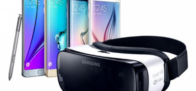 Samsung-ը ցուցադրել է $99 դոլարանոց վիրտուալ իրականության ակնոց