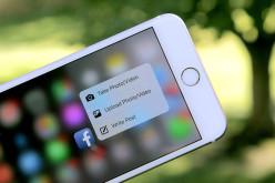 Facebook-ն օգտագործում է արդեն 3D Touch-ի հնարավորությունները
