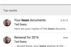 Inbox փոստարկղն ունի արդեն ավելի արագ աշխատող որոնման համակարգ