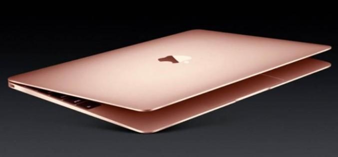 Վարդագույն iPhone 5se, iPad և MacBook. շուտով