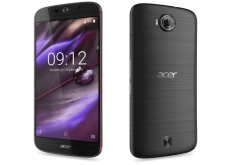 Acer-ը ներկայացրել է 1 տերաբայթ հիբրիդային հիշողությամբ սմարթֆոն