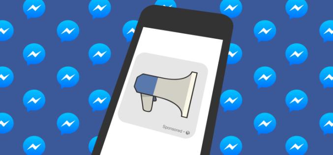 Առաջիկա ամիսների ընթացքում գովազդները կներթափանցեն Facebook-ի Messenger