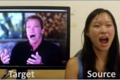 Ծրագիր, որը Ձեր դեմքի արտահայտությունը կտեղադրի այլ մարդկանց դեմքերին