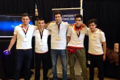 «Այբ»-ի ռոբոտիկայի թիմը հաղթանակով է վերադարձել ԱՄՆ-ից