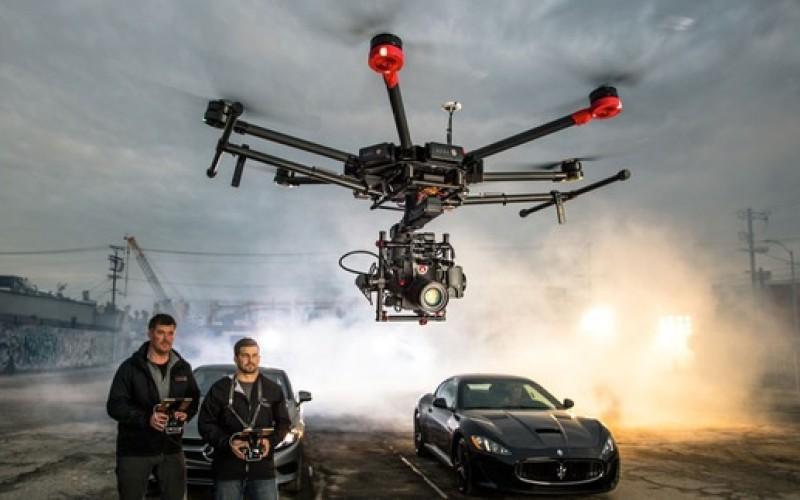 DJI-ն առաջարկում է նոր դրոններ` ֆիլմարտադրողների համար