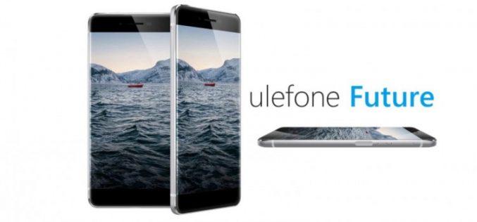 Պաշտոնապես ներկայացվել է առանց շրջանակի Ulefone Future սմարթֆոնը