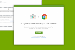 Android հավելվածները կհայտնվեն խրոմբուքում՝ Play Store-ի միջոցով