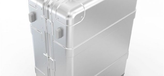Xiaomi-ն ներկայացրել է խելացի ճամպրուկ