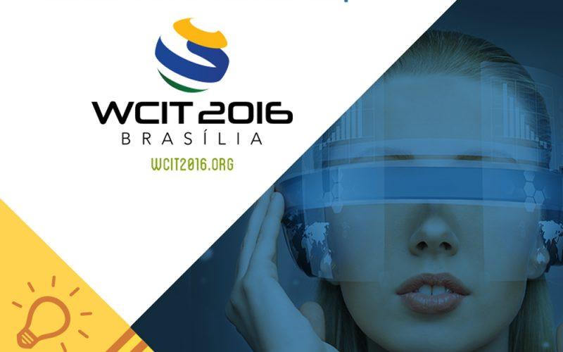 Տեղեկատվական տեխնոլոգիաների համաշխարհային համաժողովն (WCIT) այս տարի կանցկացվի Բրազիլիայում