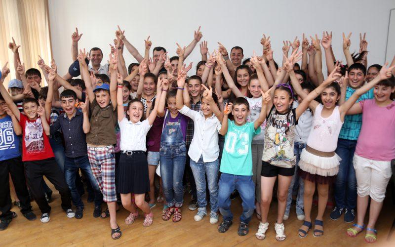 Եվս 9 «Արմաթ» ինժեներական լաբորատորիաներ են բացվել Վայոց Ձորում և Արարատում