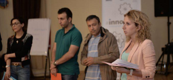 Հայտնի են #inno4health նորարարության ճամբարի հաղթողները