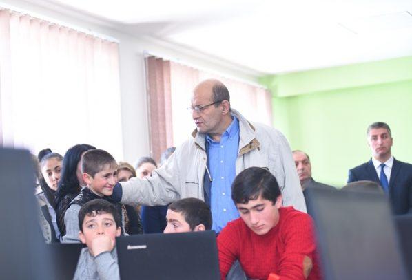 Նոր «Արմաթ» Լոռու մարզում