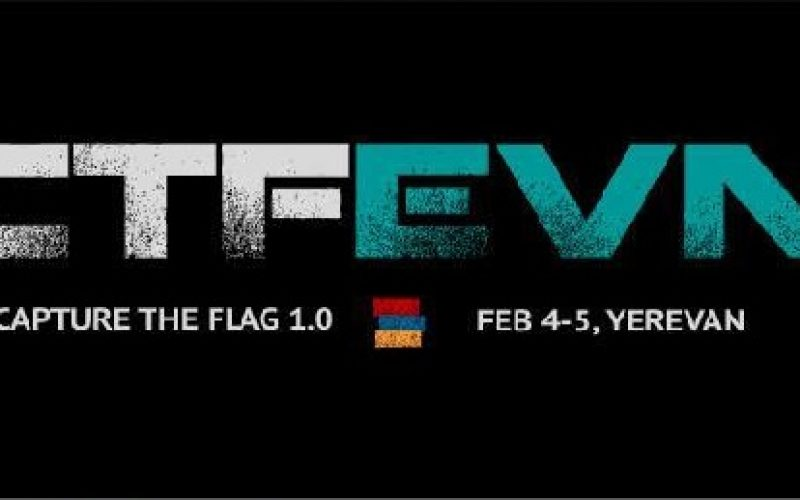 CTF EVN. Առաջին անգամ Երևանում կանցկացվի համակարգչային անվտանգության մրցույթ