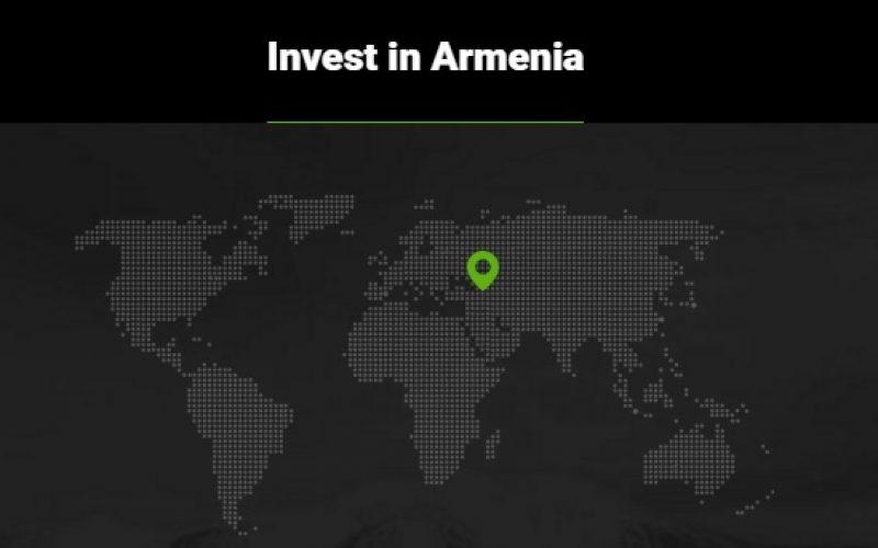 Invest in Armenia. Գործարկվել է ներդրումային ծրագրերի նոր հարթակ