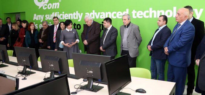 Ucom-ը Պոլիտխնիկական համալսարանում լաբորատորիա է բացել