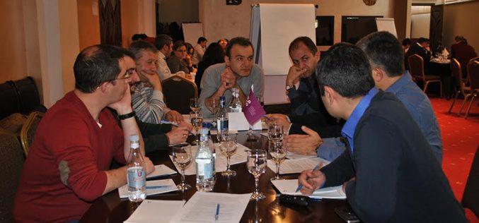 «ՏՀՏ լիդերների հանդիպում» ֆորումին մասնակցել է շուրջ 60 ՏՏ ներկայացուցիչ