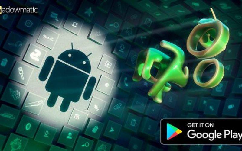 Shadowmatic-ը արդեն կարող են խաղալ նաև Android օգտատերերը