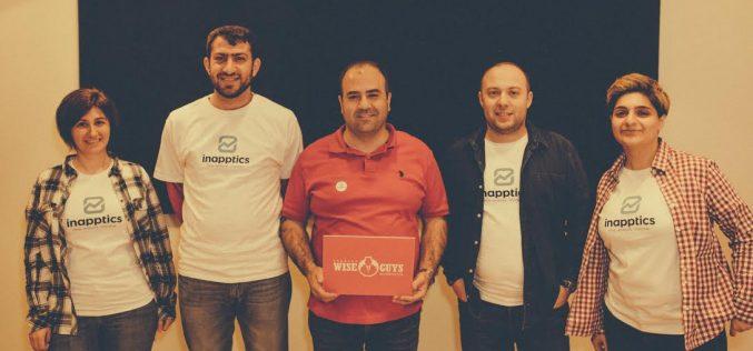 Հայկական Inapptics-ն ընդգրկվել է Startup Wise Guys աքսելերացիոն ծրագրում