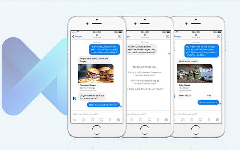 Facebook Messenger-ում ավելացել է վիրտուալ օգնական