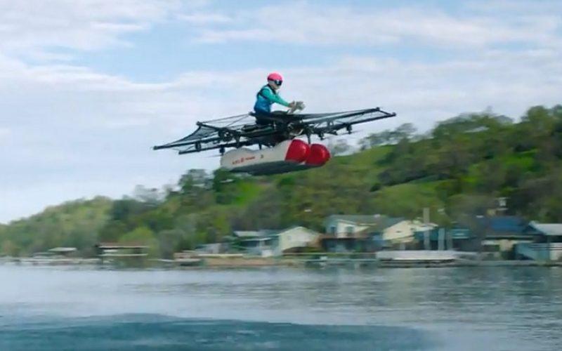 Kitty Hawk Flyer. Ներկայացվել է «թռչող մեքենայի» նախատիպը (տեսանյութ)