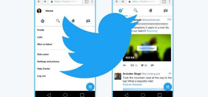 Twitter-ը թողարկել է Lite հավելված