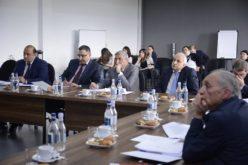 Վահան Մարտիրոսյանը մասնակցել է ՁԻՀ հոգաբարձուների խորհրդի նիստին