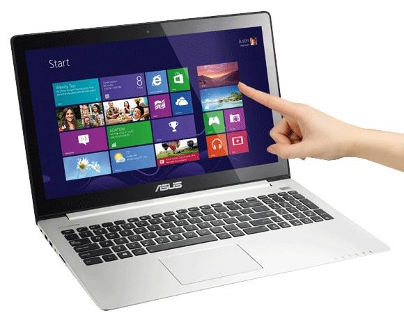 Asus начала продажи ноутбуков vivobook s500 и