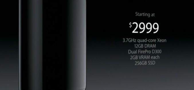 Mac Pro-ն վաճառքում կհայտնվի դեկտեմբերին