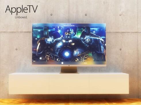 Apple iTV Concept 2