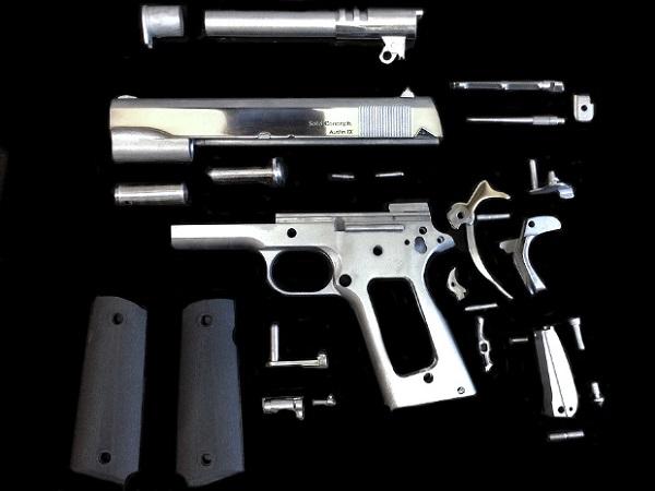 Colt 1911 3D 1