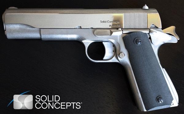 Colt 1911 3D 2