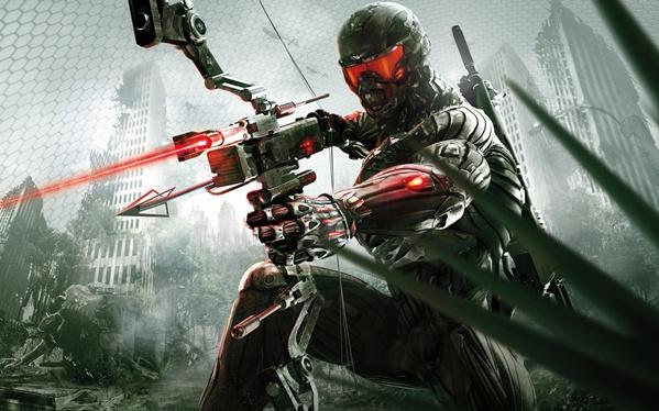 Новый трейлер шутера crisis 3 с gamescom 2012