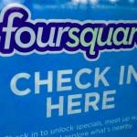 ֆլեշմոբ Foursquare-ի դեմ Facebook-ում