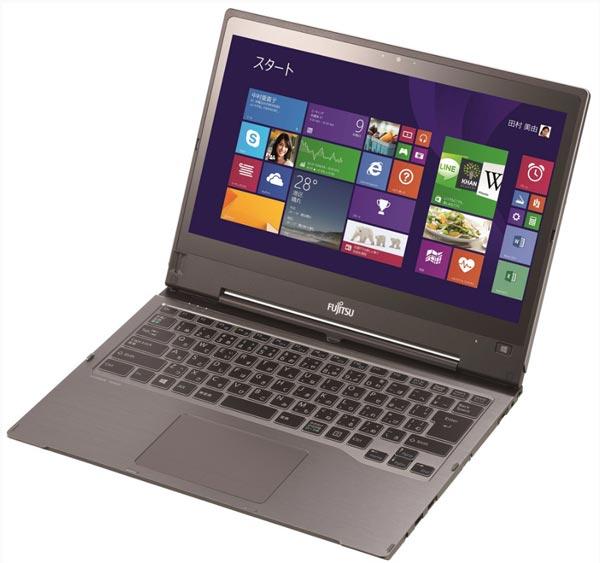 Fujitsu LifeBook TH90P 1