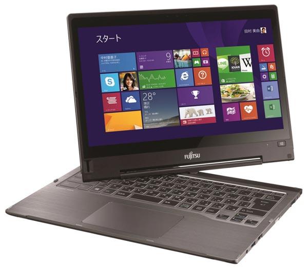 Fujitsu LifeBook TH90P 2