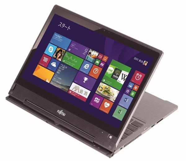 Fujitsu LifeBook TH90P 3