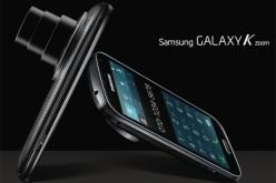 Galaxy K Zoom՝ ֆոտոխցիկ-սմարթֆոն Samsung-ից (ֆոտո+վիդեո)
