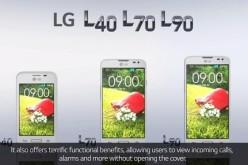 LG-ն ներկայացրել է երեք նոր սմարթֆոն