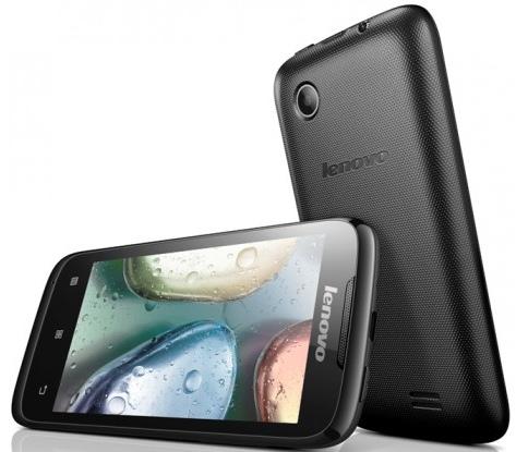A516 новые бюджетные смартфоны от lenovo
