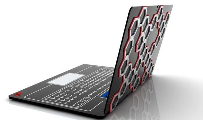 notebook concept, modBook