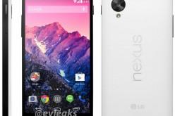 Google-ը կներկայացնի Nexus 5 սմարթֆոնը նոյեմբերի 1-ին