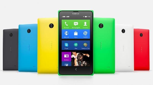 Nokia X+ (фото производителя)