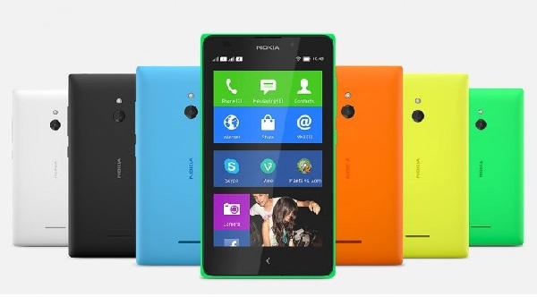 Nokia XL (фото производителя)