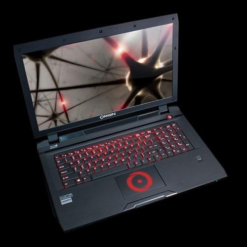 Геймерский ноутбук origin eon17 slx получил
