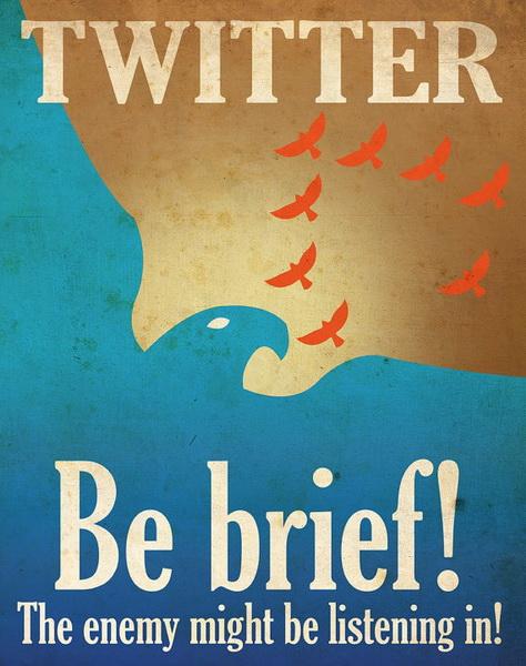 Социальные сети в постерах фотоблог